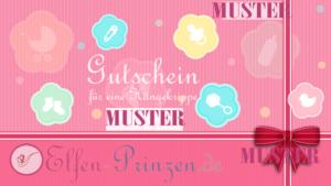 Gutschein Webshop Elfen-prinzen.de