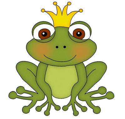 Das Froschprinzmärchen von der Nacht
